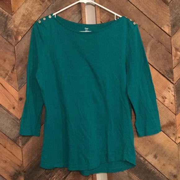GAP Tops - GAP green top